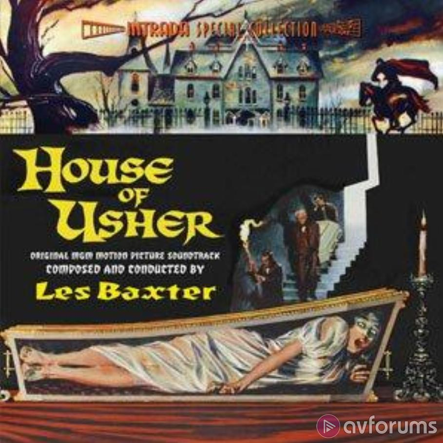 House of Usher - Original MGM Motion Picture Soundtrack Soundtrack Review