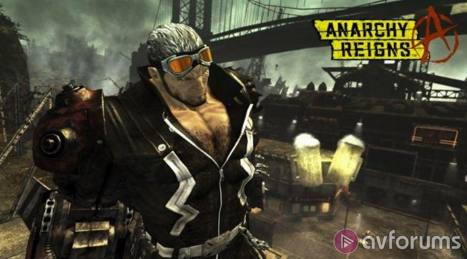 Anarchy Reigns PS3 Review