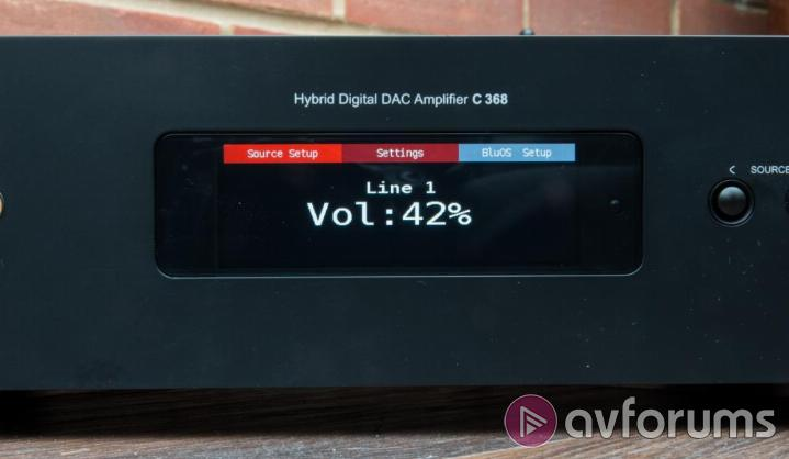 NAD C368 Integrated HiFi Stereo Amplifier Review | AVForums