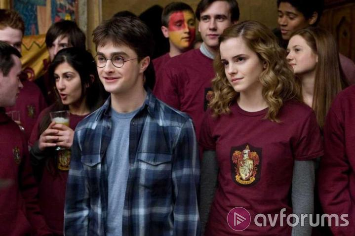 Harry Potter and the Half-Blood Prince Picture Quality