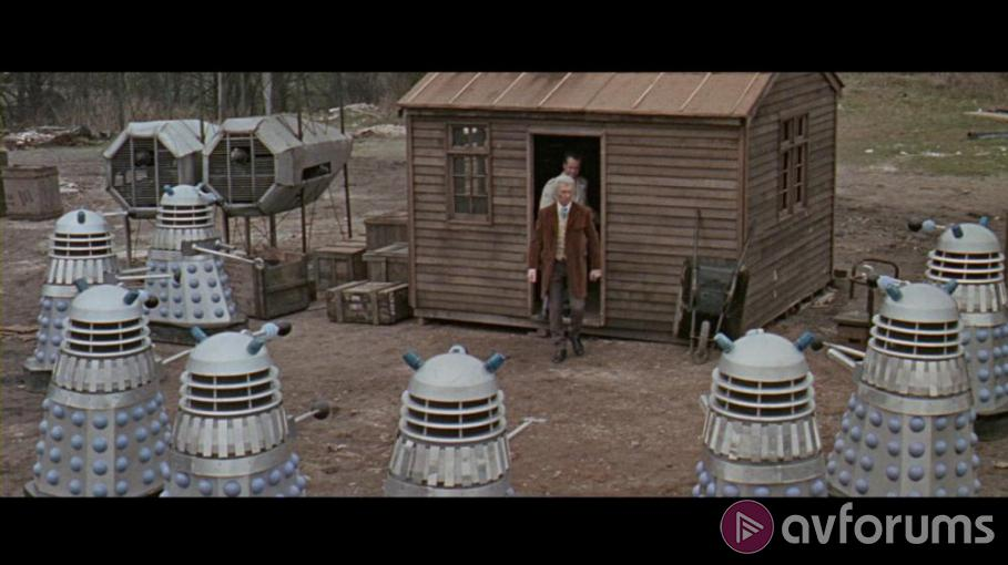 Daleks Invasion Earth 2150 A.D. Blu-ray Review