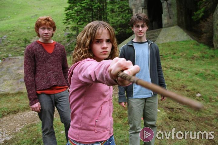 Harry Potter and the Prisoner of Azkaban Picture Quality