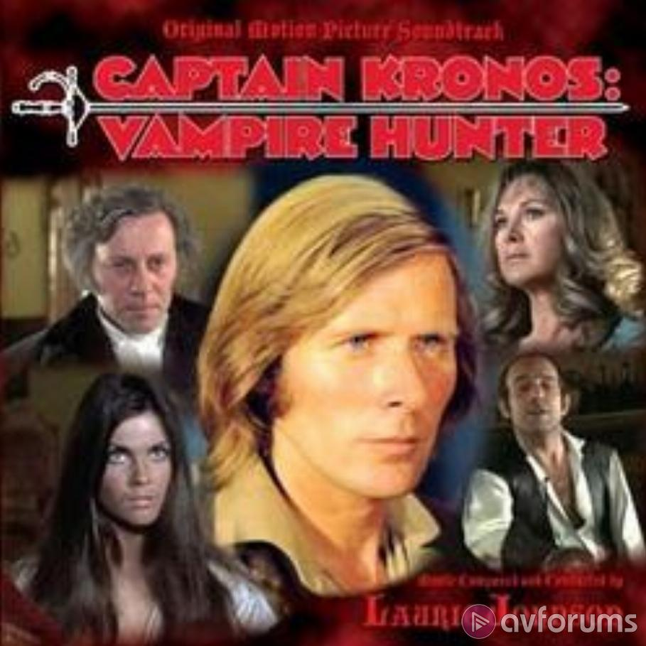 Captain Kronos Vampire Hunter - Original Motion Picture Soundtrack Soundtrack Review