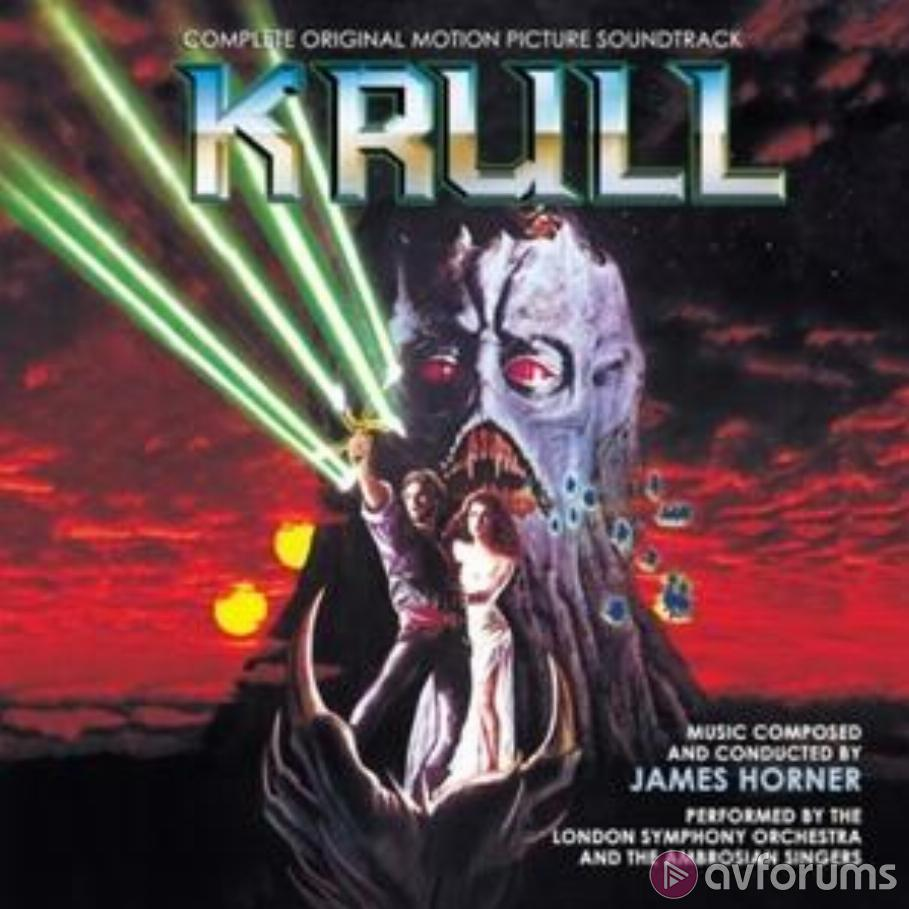 Krull - Complete Original Motion Picture Soundtrack Soundtrack Review