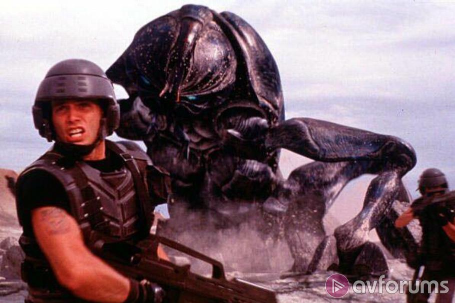 Starship Troopers Blu-ray Review