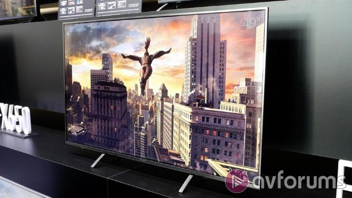 Panasonic European Convention sees new 4K LCD TV Line-up