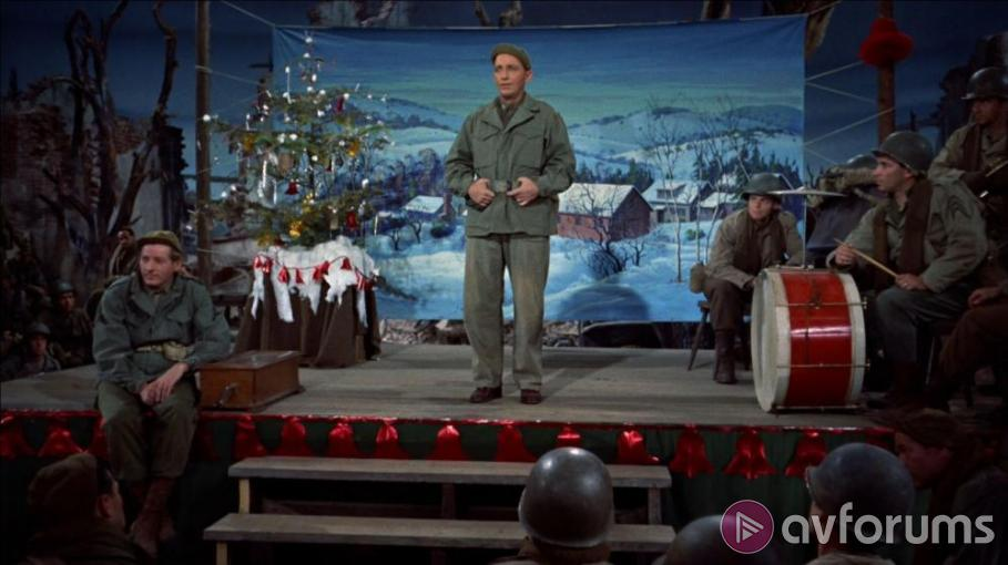 White Christmas Blu-ray Review
