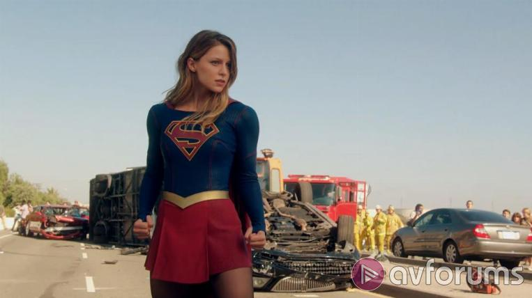Supergirl Season 1 Picture Quality
