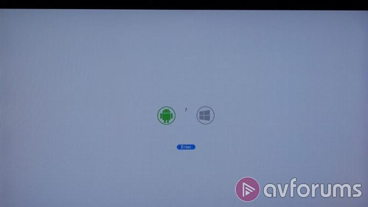 Wintel W8 Features