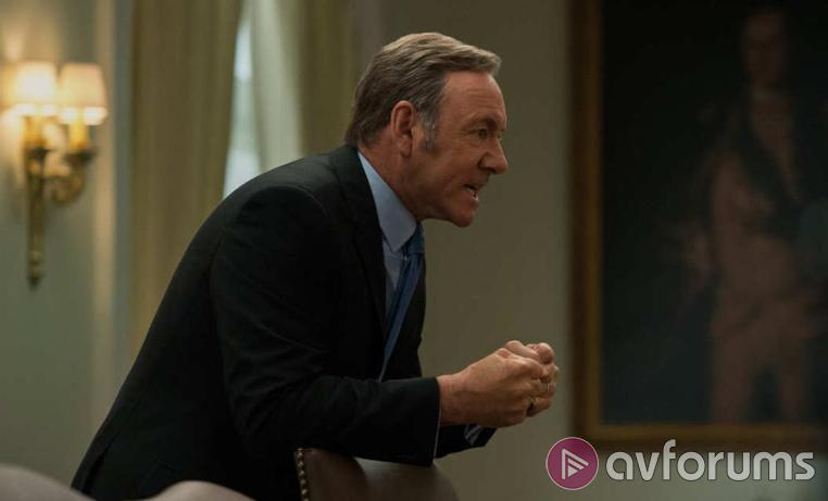 House of Cards - The Complete Third Season House of Cards Season Three Blu-ray Verdict