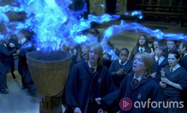 Harry Potter and the Goblet of Fire Ultra HD Blu-ray Verdict