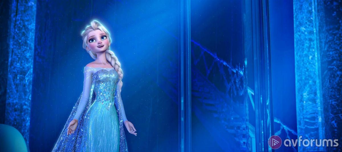 Frozen 4K Blu-ray