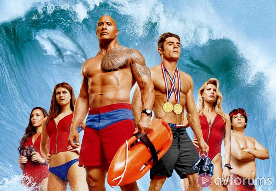 Baywatch Extended Edition 4K Ultra HD Blu-ray Disc Review | AVForums