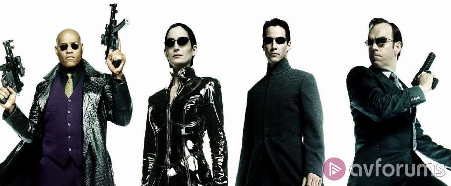The Matrix Reloaded 4K Blu-ray Review