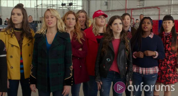 Pitch Perfect 3 Picture Quality