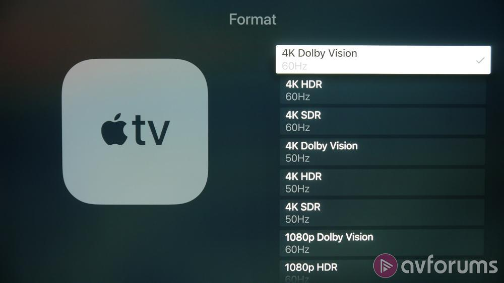 Apple TV 4K HDR Dolby Vision Media Player Streamer Review | AVForums