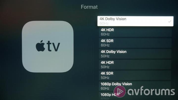 Apple TV 4K Setup & Operation
