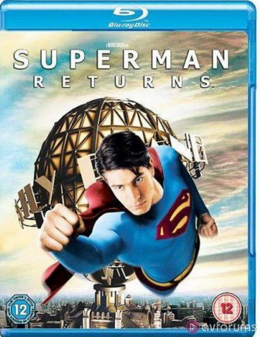 Superman Returns Blu-ray Review