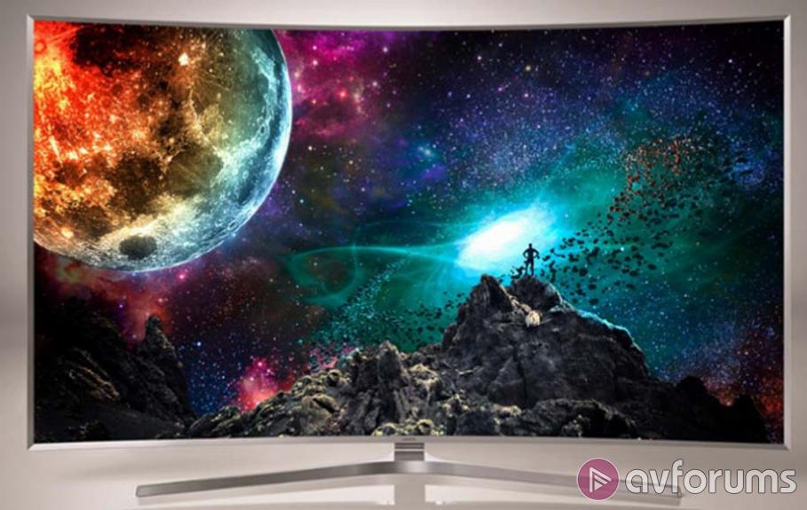 Samsung UE48JS9000 (JS9000) Curved 4K SUHD TV Review