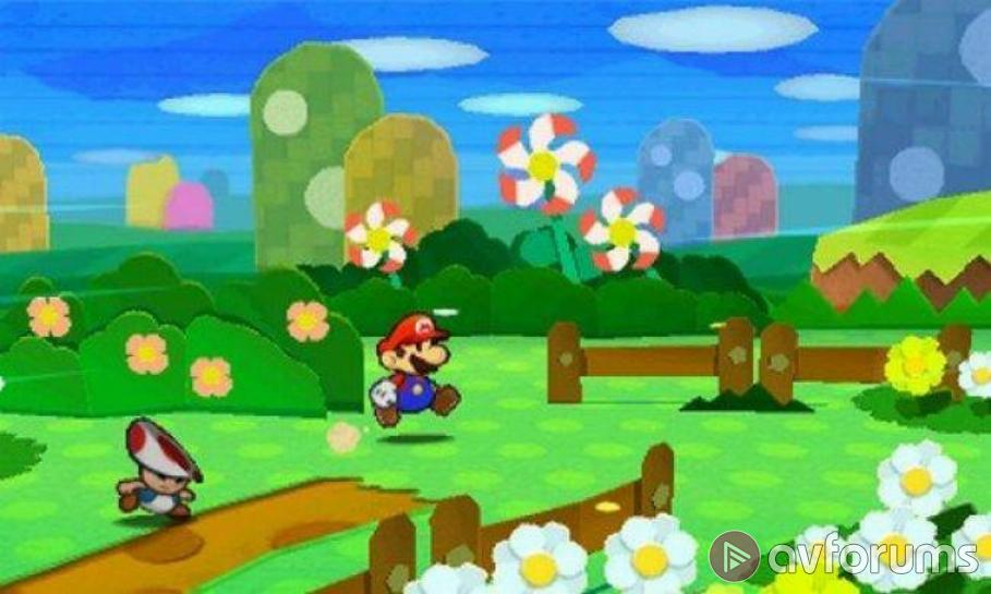 Paper Mario: Sticker Star 3DS Review