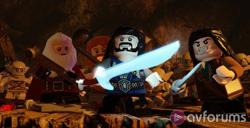 LEGO The Hobbit Building a franchise