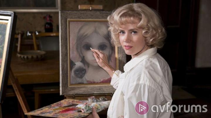Big Eyes Big Eyes Blu-ray Verdict