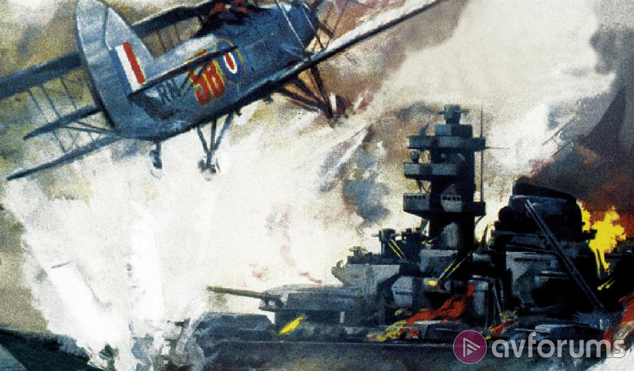 Sink the Bismarck! Blu-ray Review