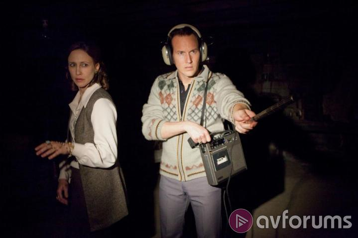 The Conjuring Conjuring up the sound of terror