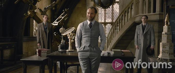 Fantastic Beasts: The Crimes of Grindelwald Fantastic Beasts: The Crimes of Grindelwald 4K Sound