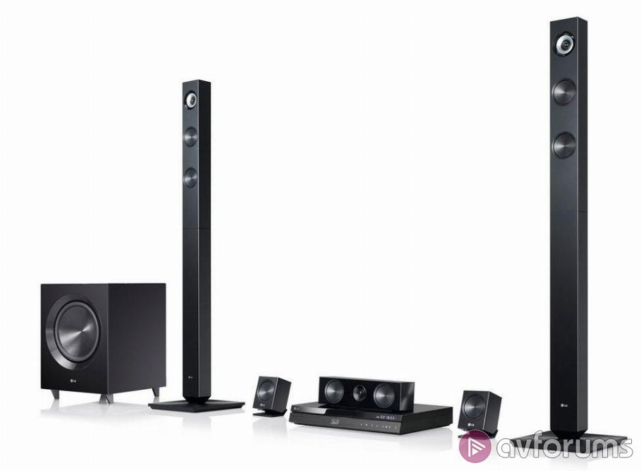 Lg Bh7420p Blu Ray Player And 5 1 Home Cinema System Review