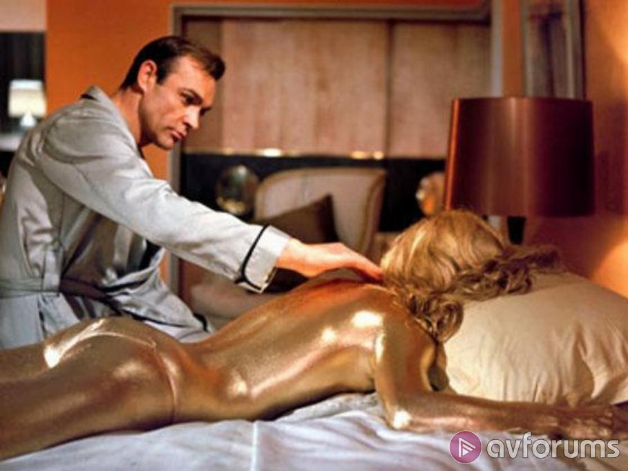 Goldfinger - Bond 50 Box Set Blu-ray Review