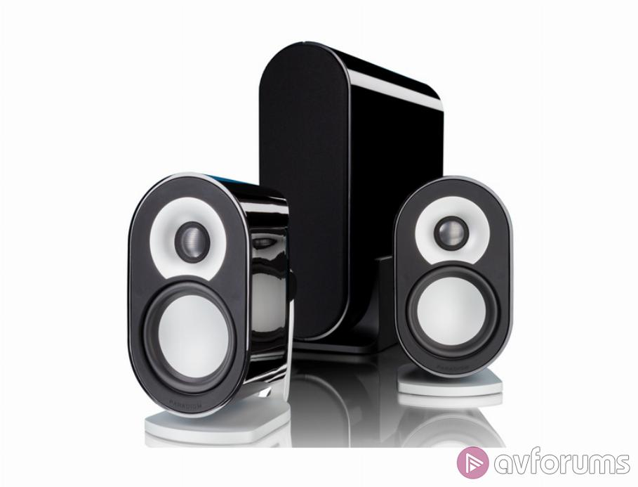 Paradigm Millenia CT 2 Speakers and Subwoofer Review - YouTube