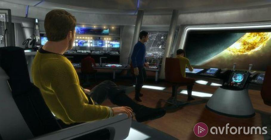 Star Trek PS3 Review