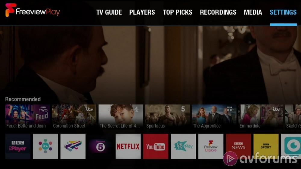 Humax FVP-5000T Freeview Play PVR Review | AVForums