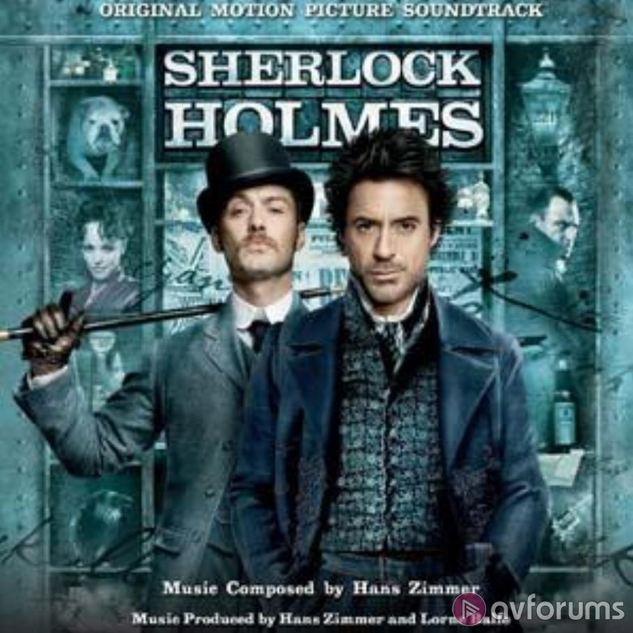Sherlock Holmes - Original Motion Picture Soundtrack Soundtrack Review
