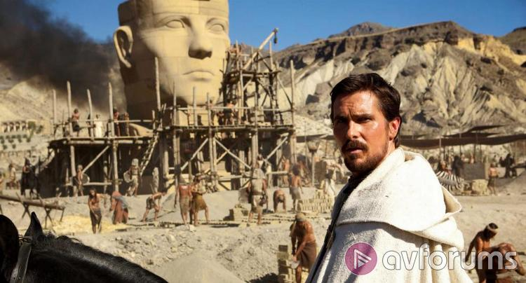 Exodus: Gods and Kings Extras