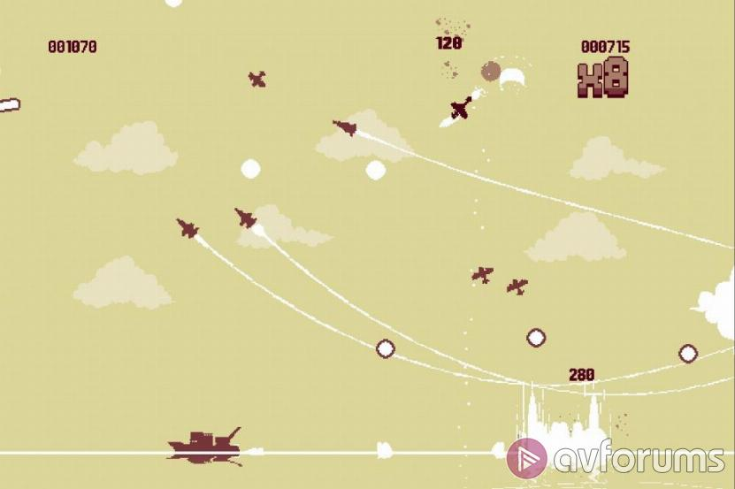 Luftrausers Prepare for takeoff