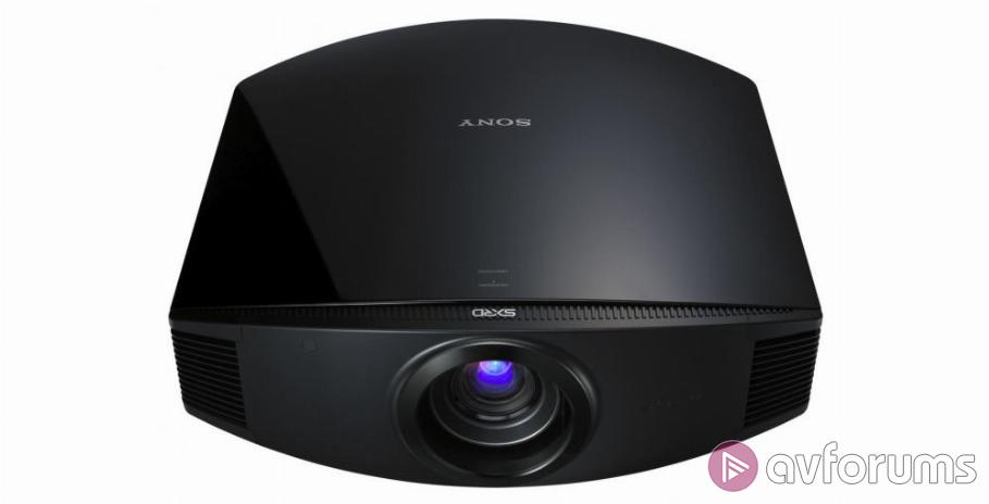 Sony VPL-VW95ES 3D SXRD Projector Review