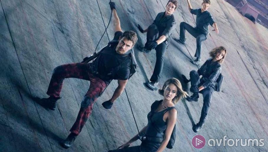 Allegiant Blu-ray Review