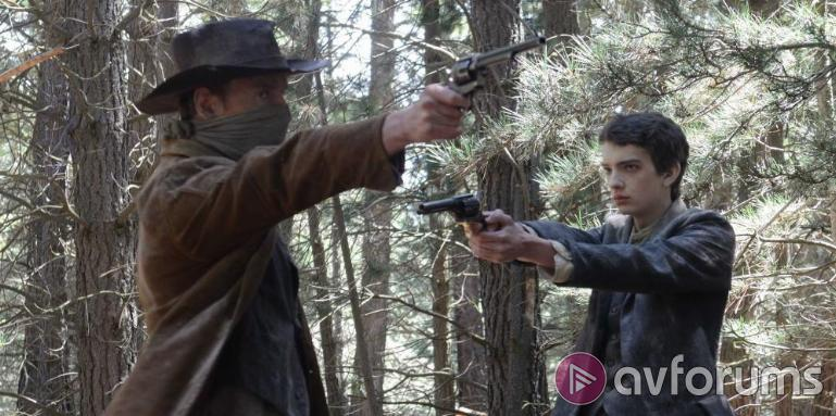 Slow West Extras