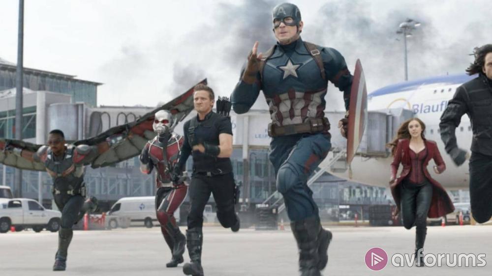 Captain America Civil War 4k: Captain America: Civil War 4K Blu-ray Review