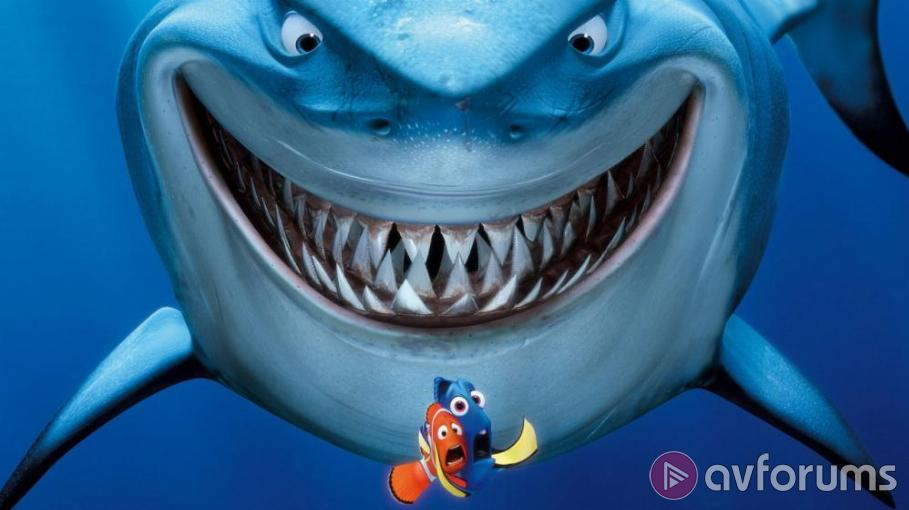 Finding Nemo 3D Blu-ray Review