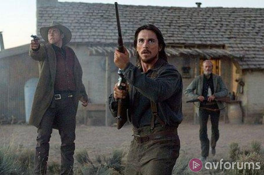 3:10 to Yuma Blu-ray Review