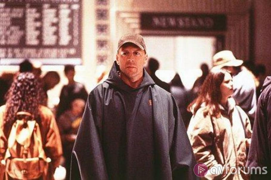 Unbreakable Blu-ray Review