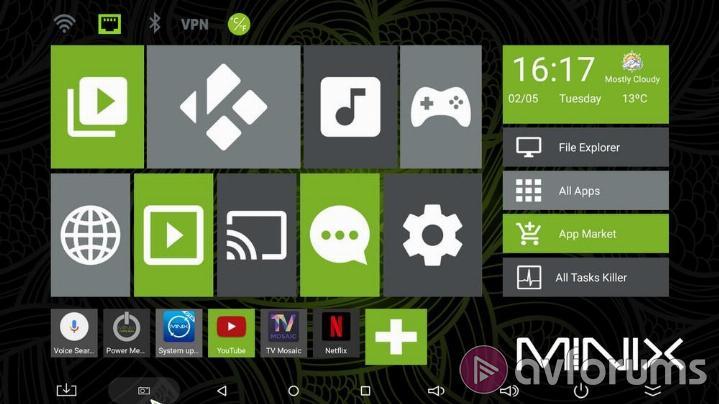Minix Neo U9-H Android TV Media Hub Player Streamer Review