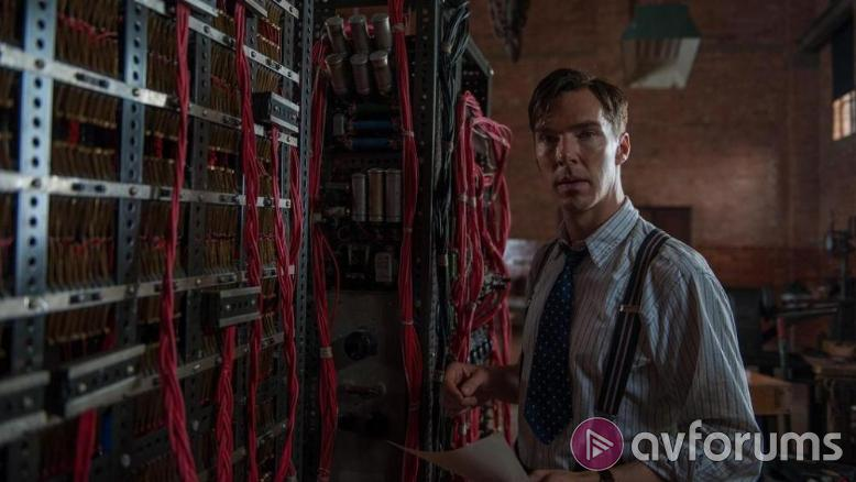 The Imitation Game Blu-ray Sound Quality