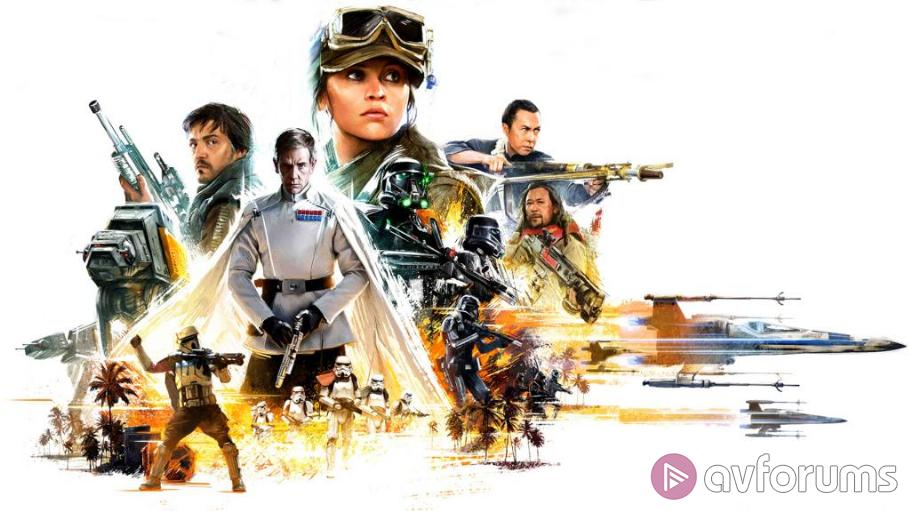 Rogue One: A Star Wars Story Blu-ray Review