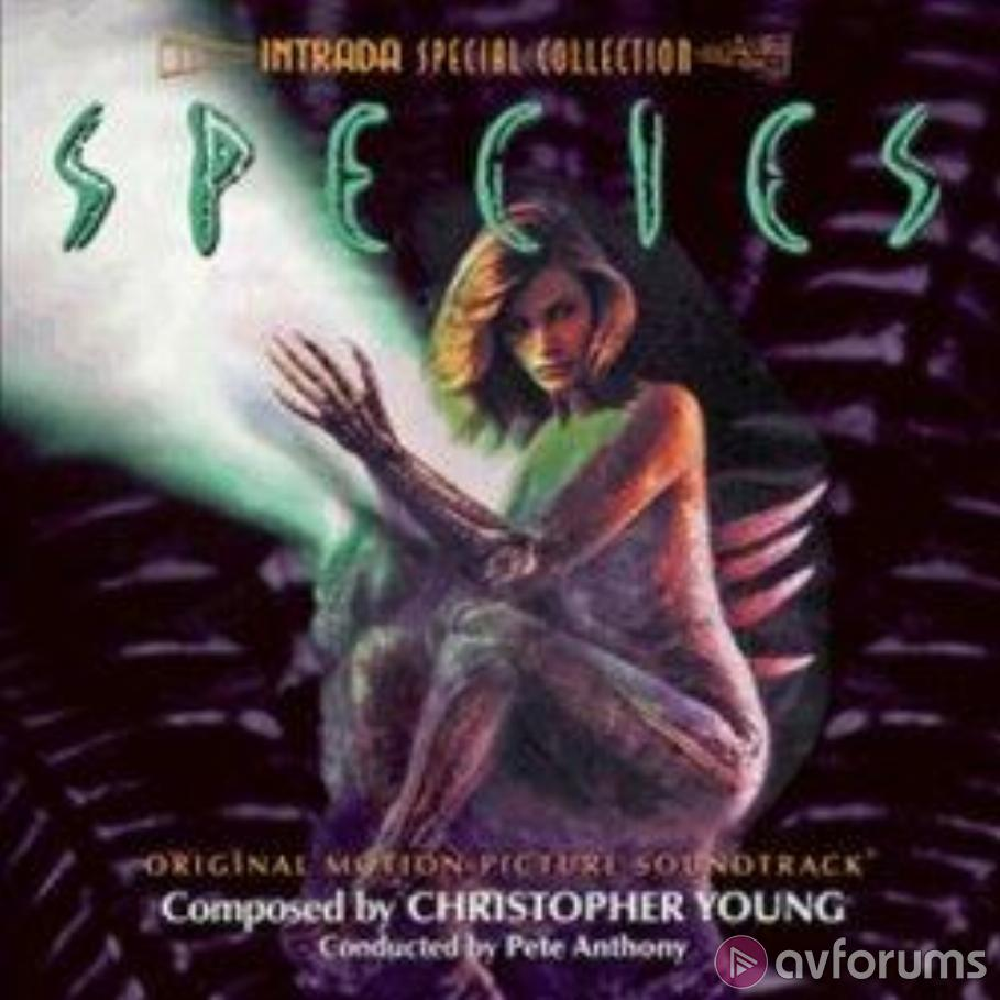 Species - Original Motion Picture Soundtrack Soundtrack Review