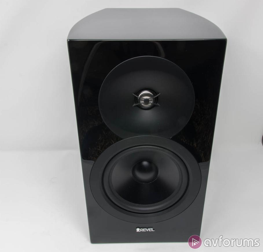 Revel Concerta 2 M16 Standmount Speaker Review