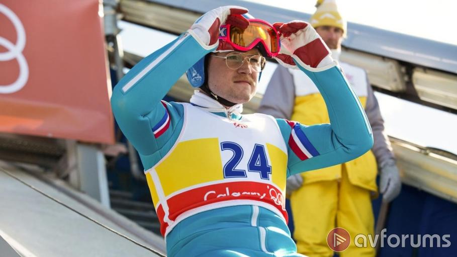 Eddie The Eagle Blu-ray Review